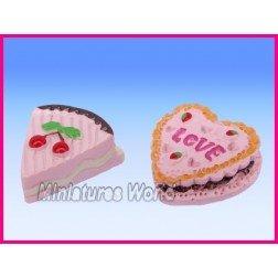 2 parts de gâteau – CK8