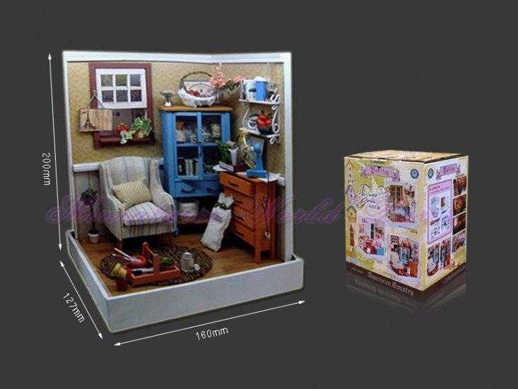 Boutiques vitrines et kits DIY