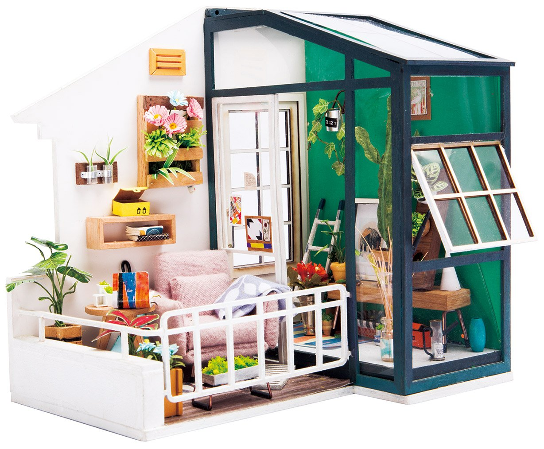 Miniatures, Maisons de poupées 1/12ème