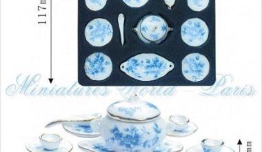 Acc La porcelaine, le verre et les paniers