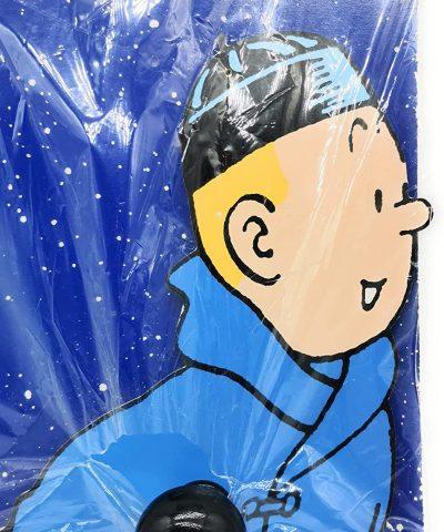 Tintin – Porte manteau Tintin et le Lotus Bleu