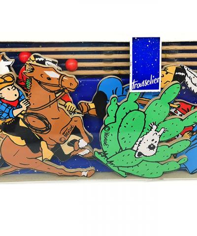 Tintin – Mobile Tintin en Amérique