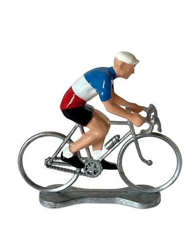 Cycliste Bernard et Eddy – Champion de France