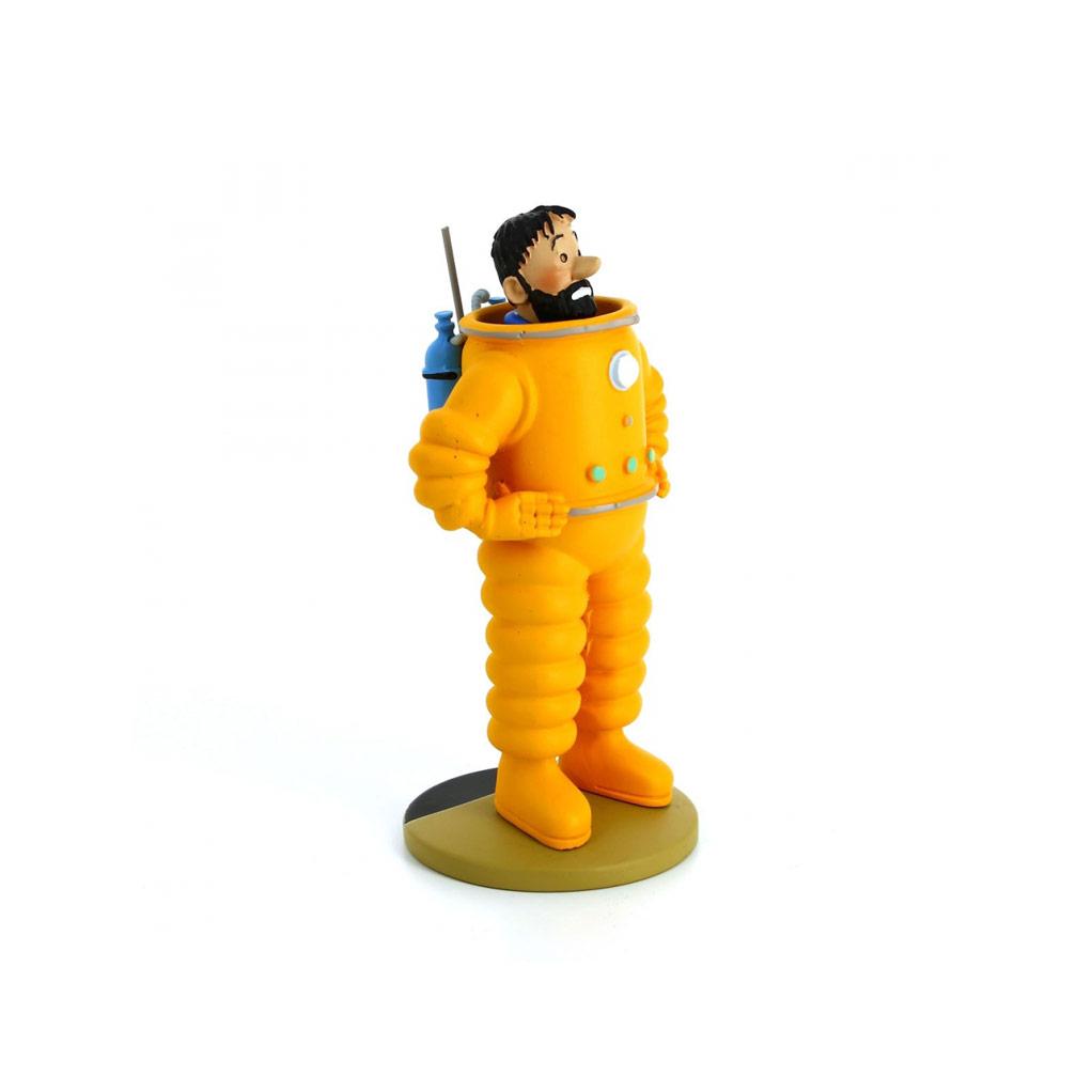 Haddock cosmonaute