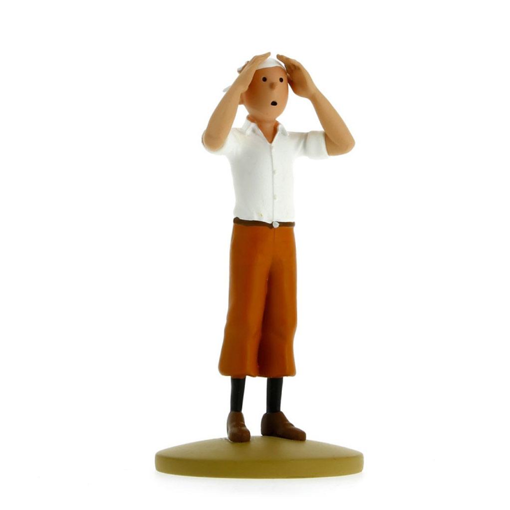 Tintin désert