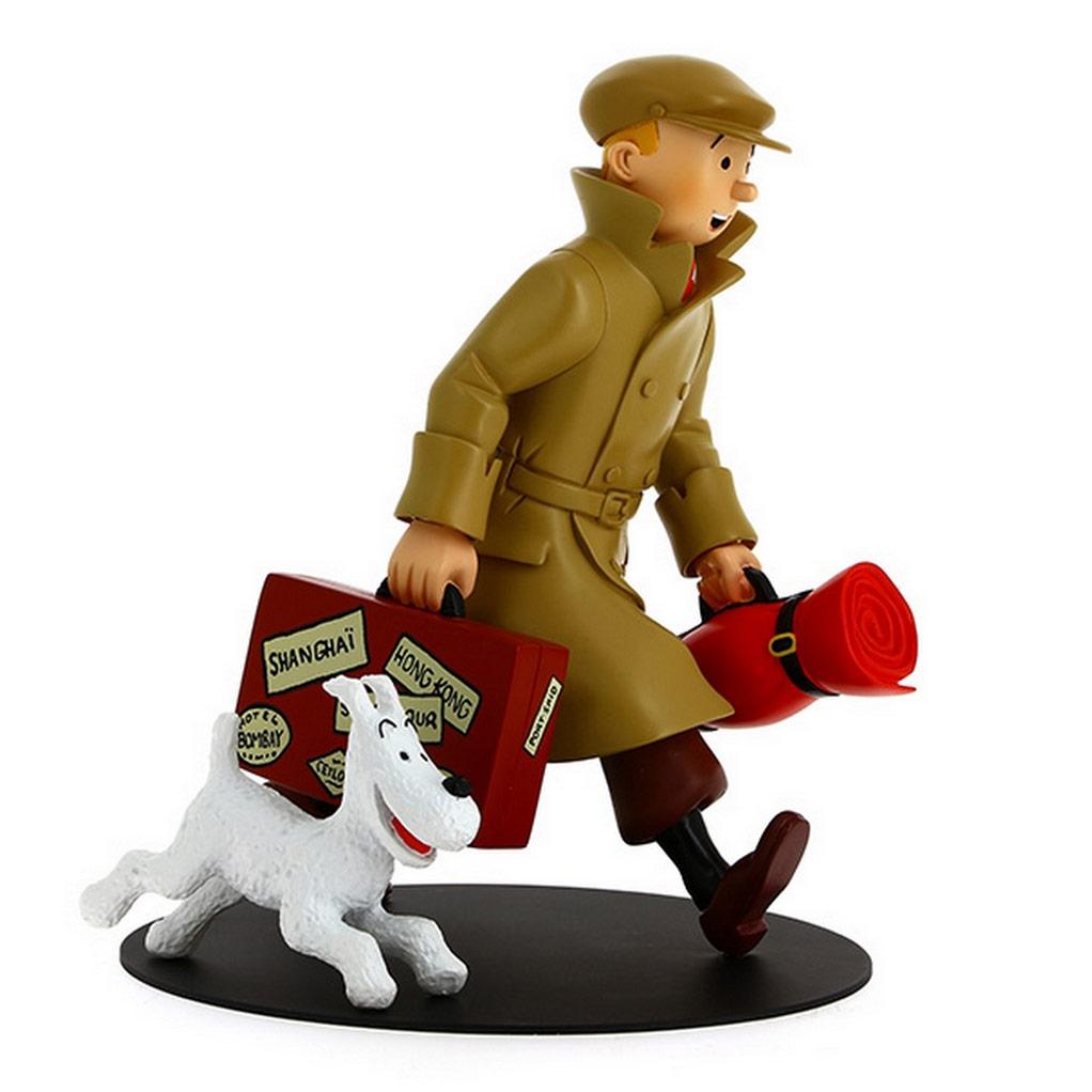 Tintin et Milou ils arrivent