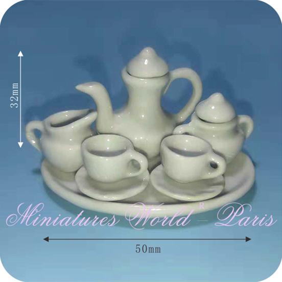 Porcelaine, verre et paniers