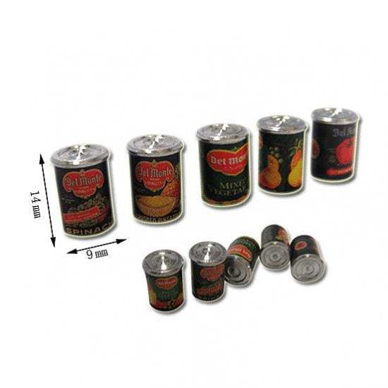 5 Boîtes de conserve – DC71