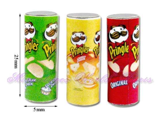3 paquets de Pringles – MW125