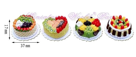 4 gâteaux faits main – MW140
