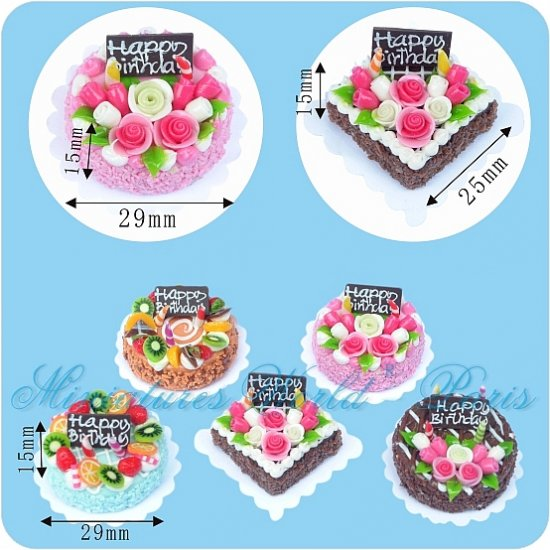 1 Gâteau fait main – MW232